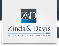 Zinda and Davis Attorneys and Counselors at Law Logo